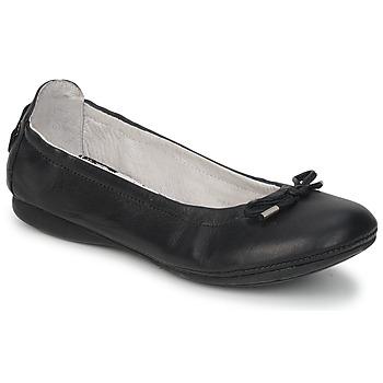 Zapatos Mujer Bailarinas-manoletinas PLDM by Palladium MOMBASA CASH Negro