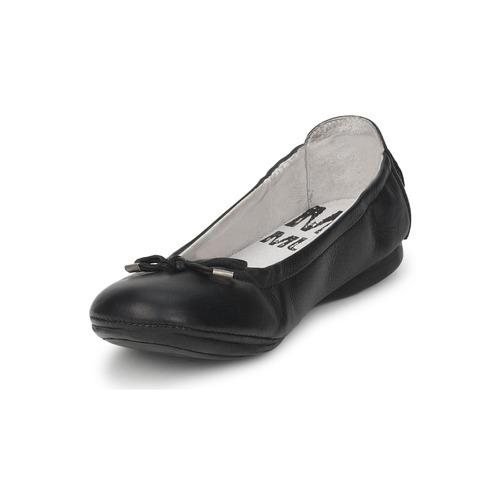 By Mombasa Palladium Bailarinas Mujer manoletinas Pldm Zapatos Negro Cash j54ARqL3