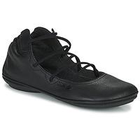 Zapatos Mujer Bailarinas-manoletinas Camper RIGHT NINA Negro