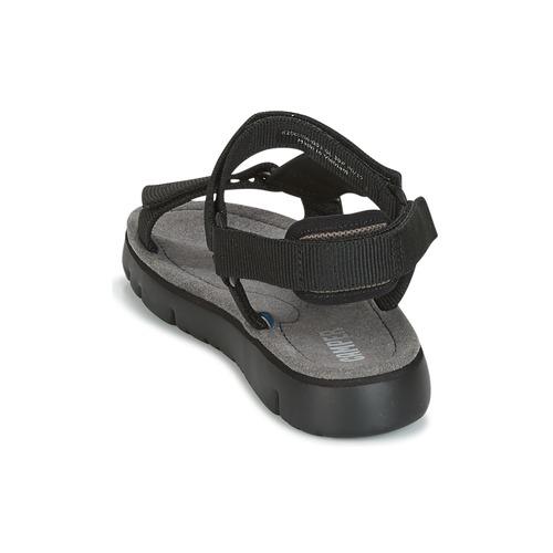 Sandal Zapatos Mujer Oruga Sandalias Camper Negro 8wPZ0XONnk