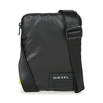 Bolsos Hombre Bolso pequeño / Cartera Diesel DISCOVER SMALLCROSS Negro