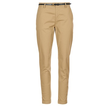 textil Mujer pantalones chinos Scotch & Soda BEIBEO Beige