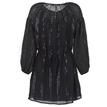 textil Mujer vestidos cortos Scotch & Soda DRAGUO Negro