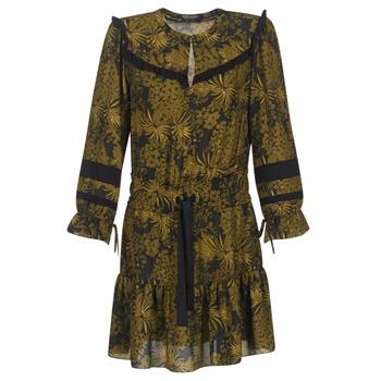 textil Mujer vestidos cortos Maison Scotch NOONPL Kaki