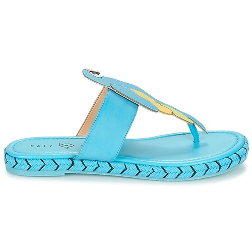 Mujer The Chanclas Zapatos Yasuni Azul Katy Perry 8wk0NXnOP