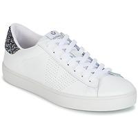 Zapatos Mujer Zapatillas bajas Victoria DEPORTIVO PIEL Blanco