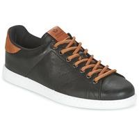 Zapatos Hombre Zapatillas bajas Victoria DEPORTIVO PU CONTRASTE Negro