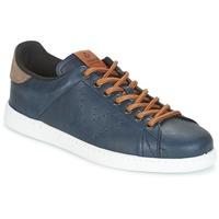 Zapatos Hombre Zapatillas bajas Victoria DEPORTIVO PU CONTRASTE Azul