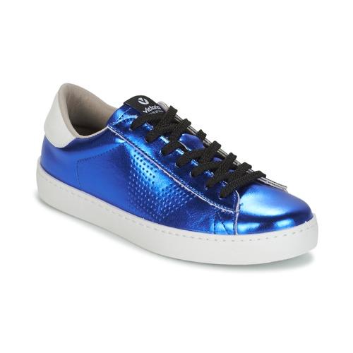 Azul Mujer Mujer Bajas Zapatillas Bajas Zapatillas rdQCBshxt