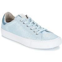 Zapatos Mujer Zapatillas bajas Victoria DEPORTIVO LUREX Azul