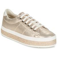 Zapatos Mujer Zapatillas bajas No Name MALIBU GLOW Oro