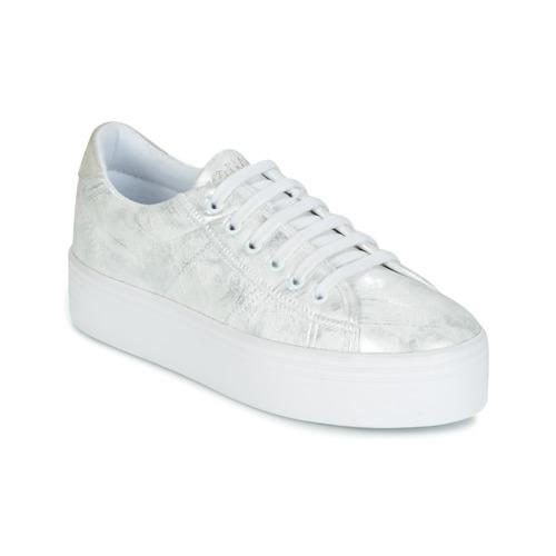 Zapatos de mujer baratos zapatos de mujer No Name PLATO SNEAKER Plata - Envío gratis Nueva promoción - Zapatos Deportivas bajas Mujer  Plata