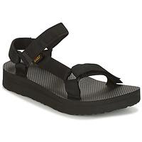 Zapatos Mujer Sandalias Teva MIDFORM UNIVERSAL Negro