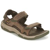 Zapatos Hombre Sandalias Teva LANGDON SANDAL Marrón