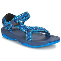 Zapatos Niño Sandalias de deporte Teva HURRICANE XLT 2 Azul