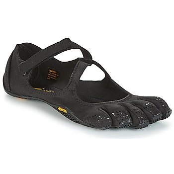 Zapatos Mujer Running / trail Vibram Fivefingers V-SOUL Negro