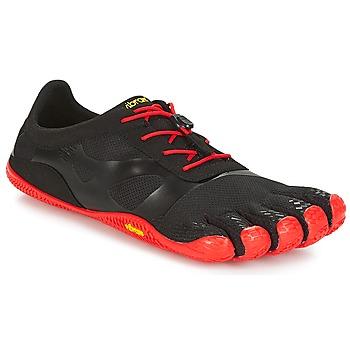 Zapatos Hombre Multideporte Vibram Fivefingers KSO EVO Negro / Rojo