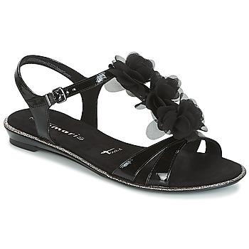 Zapatos Mujer Sandalias Tamaris GACAPI Negro