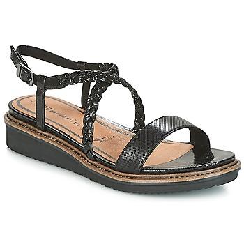 Zapatos Mujer Sandalias Tamaris GACAPIN Negro