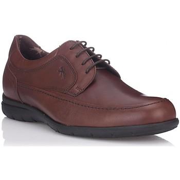 Zapatos Mocasín Fluchos 8498 MARRON