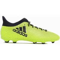 Zapatos Fútbol adidas Originals X 17.3 FG Junior Multicolor