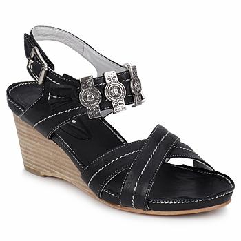 Zapatos Mujer Sandalias Regard REDAPI Negro