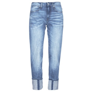 textil Mujer Vaqueros ¾ & 7/8 G-Star Raw LANC 3D HIGH STRAIGHT 11ozsena