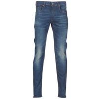 textil Hombre vaqueros slim G-Star Raw 3301 SLIM Azul