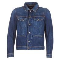 textil Hombre chaquetas denim G-Star Raw D-STAQ 3D DC S JKT Medium / Vintage / Envejecido