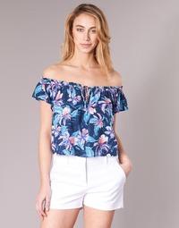 textil Mujer Tops / Blusas Rip Curl TROPIC TRIBE TOP Azul
