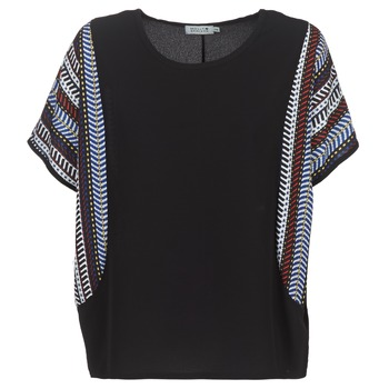 textil Mujer Tops / Blusas Molly Bracken VEVE Negro