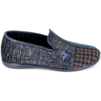 Zapatos Hombre Pantuflas Boissy Pantoufle JH56257 Marine Azul