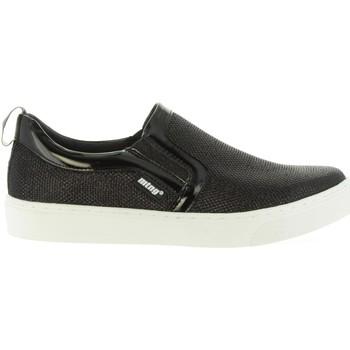 Zapatos Mujer Zapatillas bajas MTNG 69748 Negro