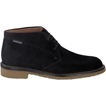 Zapatos Hombre Botas de caña baja Mephisto GERALD Azul