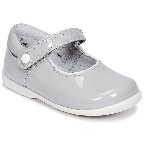 Start Rite NANCY Gris - Envío gratis   ! - Zapatos Bailarinas Nino