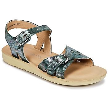 Zapatos Niña Sandalias Start Rite SR SOFT HARPER Verde