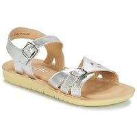 Zapatos Niña Sandalias Start Rite SR SOFT HARPER Plata