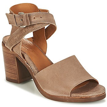 Zapatos Mujer Sandalias Shabbies SHS0180 HIGH REVERSED Topotea