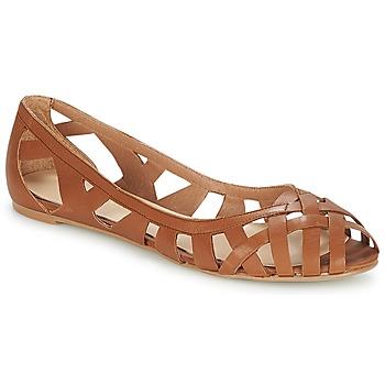 Zapatos Mujer Sandalias Jonak DERAY Cognac