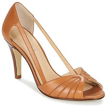 Zapatos Mujer Sandalias Jonak DAGILO Cognac