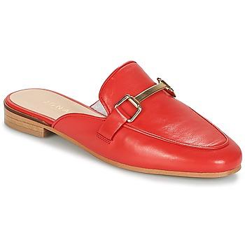 Zapatos Mujer Zuecos (Mules) Jonak SIMONE Rojo