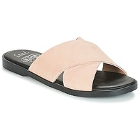 Zapatos Mujer Zuecos (Mules) Coolway ANDREA Rosa / Nude