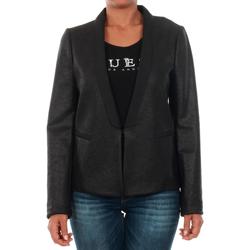 textil Mujer cazadoras Liu Jo C65010J0911_22222 Negro
