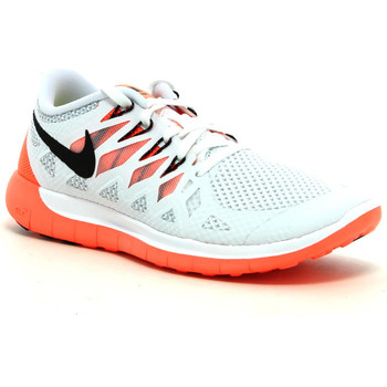 Zapatos Mujer Running / trail Nike Wmns Free 5.0 Blanco