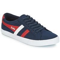 Zapatos Hombre Zapatillas bajas Gola VARSITY Marino / Blanco / Rojo