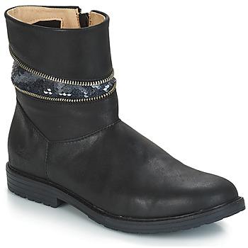 Zapatos Niña Bandolera GBB MAFALDA Negro