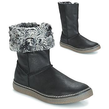Zapatos Niña Botas urbanas GBB DUBROVNIK Negro