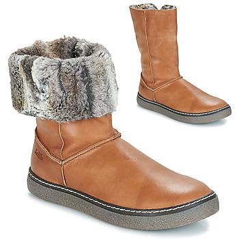 Zapatos Niña Botas urbanas GBB DUBROVNIK Vte / Fauna / Dch / Glen