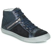 Zapatos Niña Botas urbanas GBB KAMI Vts / Marino / Dpf / Basket