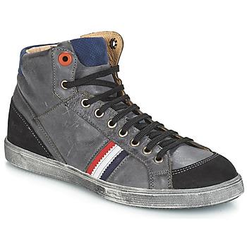 Zapatos Niño Botas de caña baja GBB ANGELO Gris